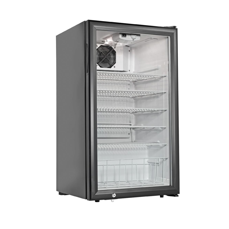 Grindmaster-Cecilware CTR3.75 refrigerator, merchandiser, countertop
