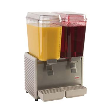 Grindmaster-Cecilware D25-4 beverage dispenser, electric (cold)