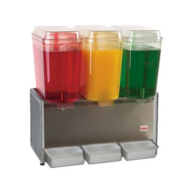 Grindmaster-Cecilware D35-3 beverage dispenser, electric (cold)