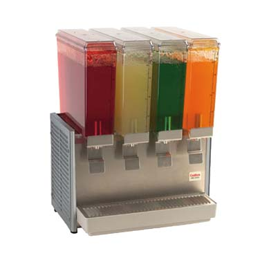 Grindmaster-Cecilware E49-3 beverage dispenser, electric (cold)