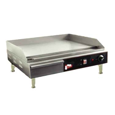 Grindmaster-Cecilware EL1624 griddle, electric, countertop
