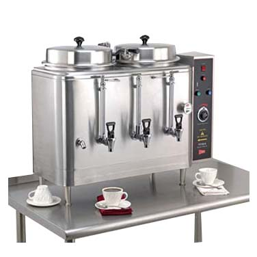Grindmaster-Cecilware FE100N-102418 coffee brewer urn, high volume
