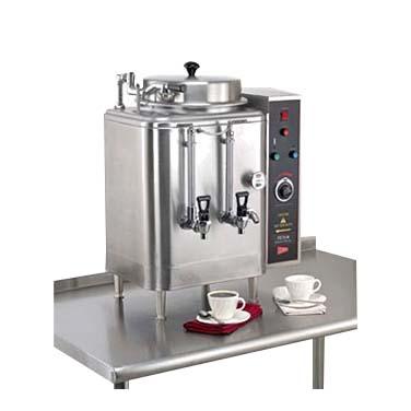 Grindmaster-Cecilware FE75N-3 coffee brewer urn, high volume