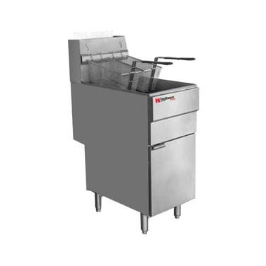 Grindmaster-Cecilware FMS705LP fryer, gas, floor model, full pot