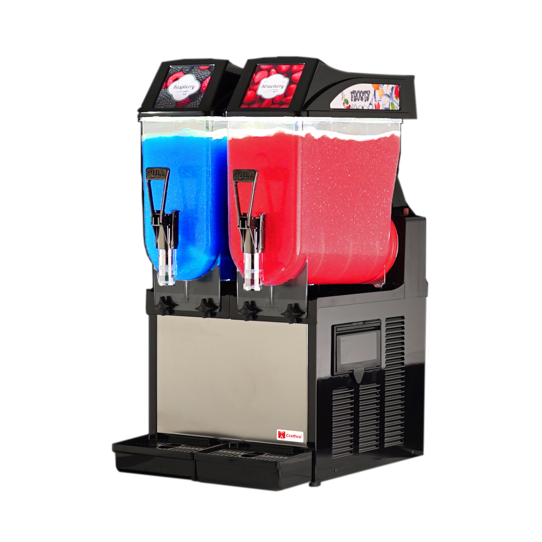 Grindmaster-Cecilware FROSTY 2 frozen drink machine, non-carbonated, bowl type