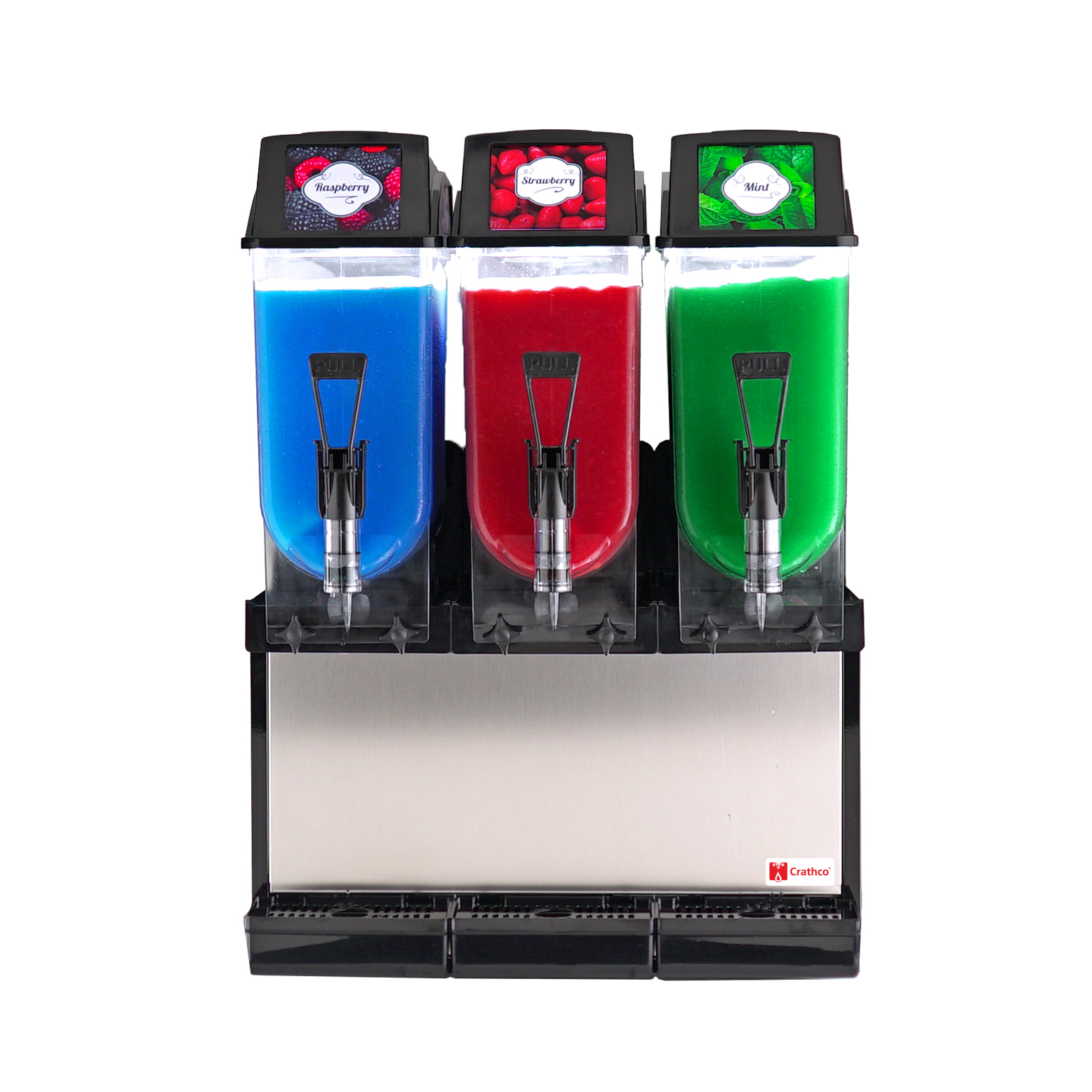 Grindmaster-Cecilware FROSTY 3 frozen drink machine, non-carbonated, bowl type