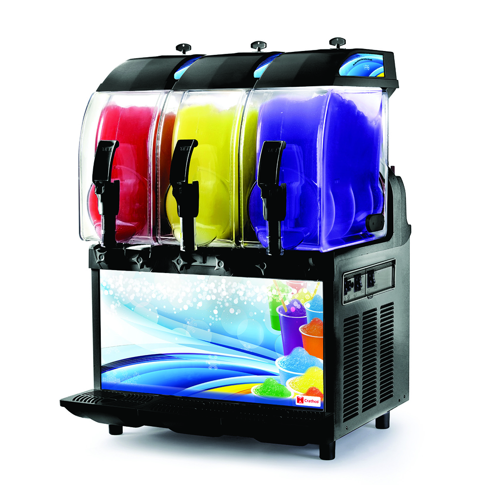Grindmaster-Cecilware I-PRO 3M frozen drink machine, non-carbonated, bowl type