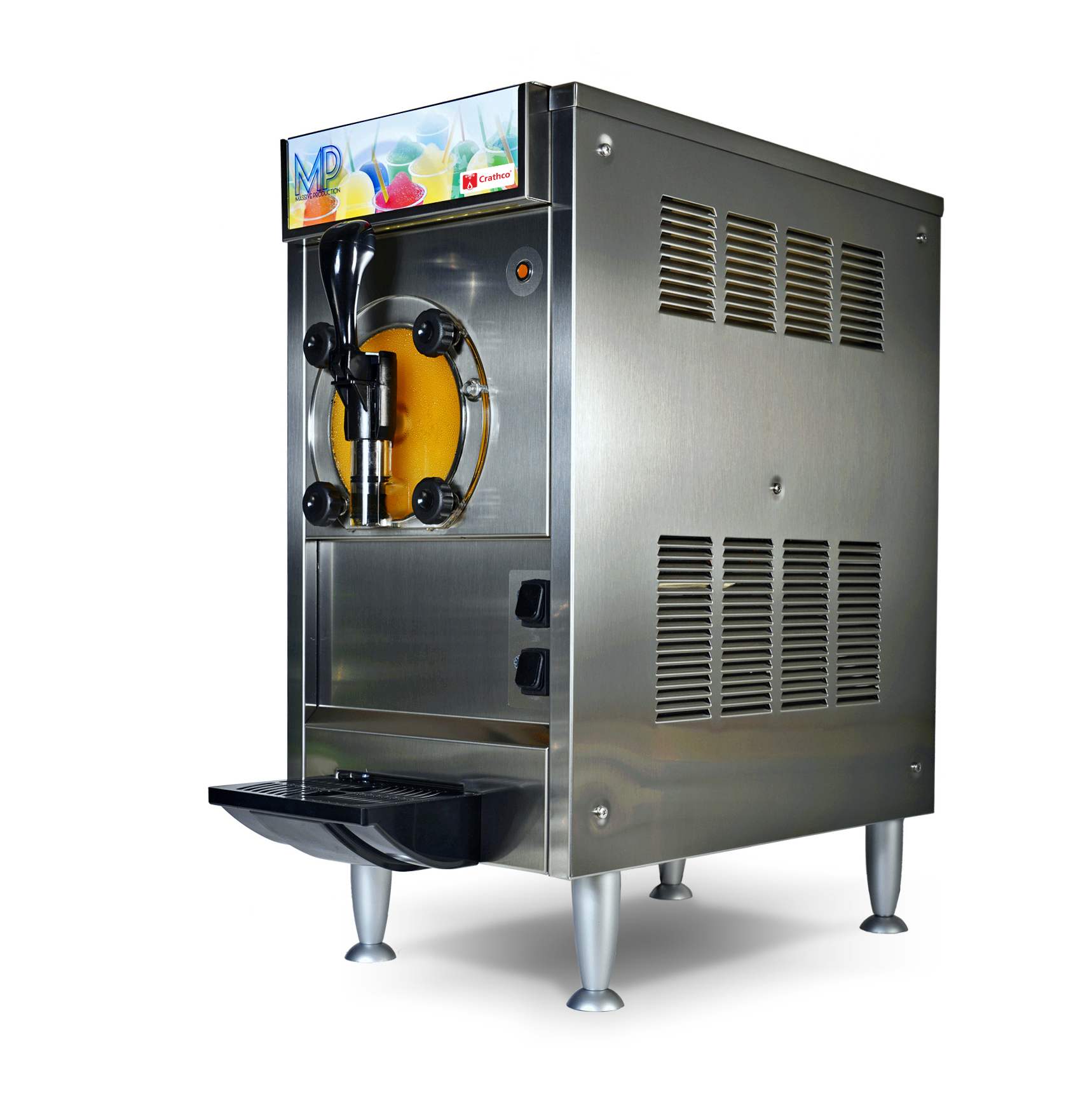 Grindmaster-Cecilware MP frozen drink machine, non-carbonated, cylinder type