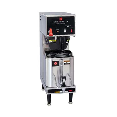 Grindmaster-Cecilware P200E coffee brewer for satellites