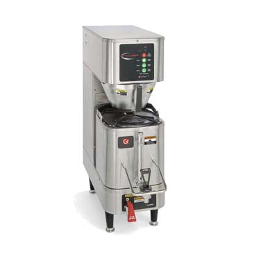 Grindmaster-Cecilware PB-330 coffee brewer for satellites