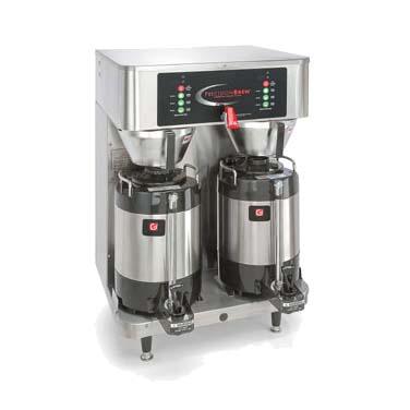Grindmaster-Cecilware PBVSA-430 coffee brewer for satellites