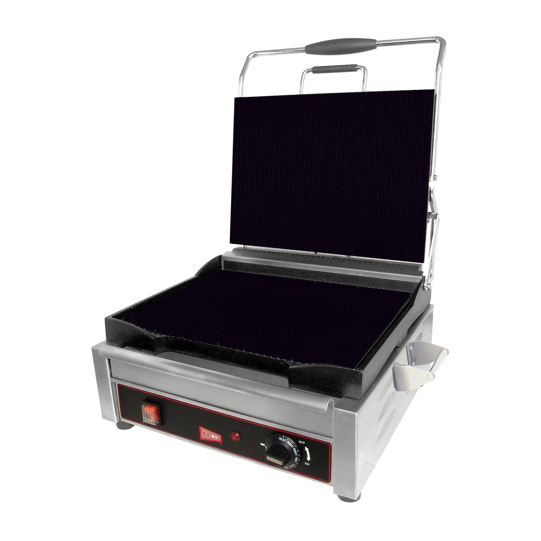 Grindmaster-Cecilware SG1SF sandwich / panini grill