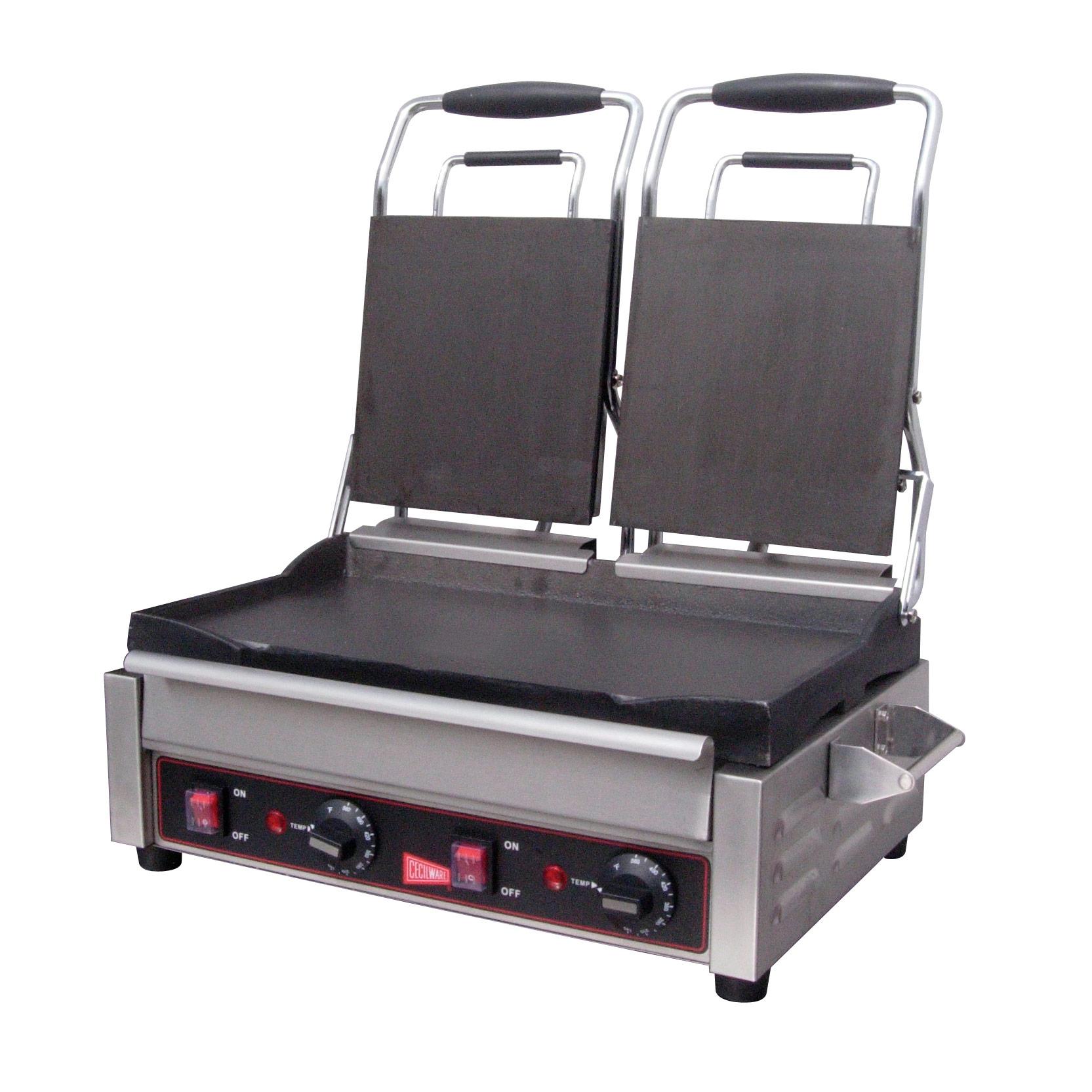 Grindmaster-Cecilware SG2LF sandwich / panini grill