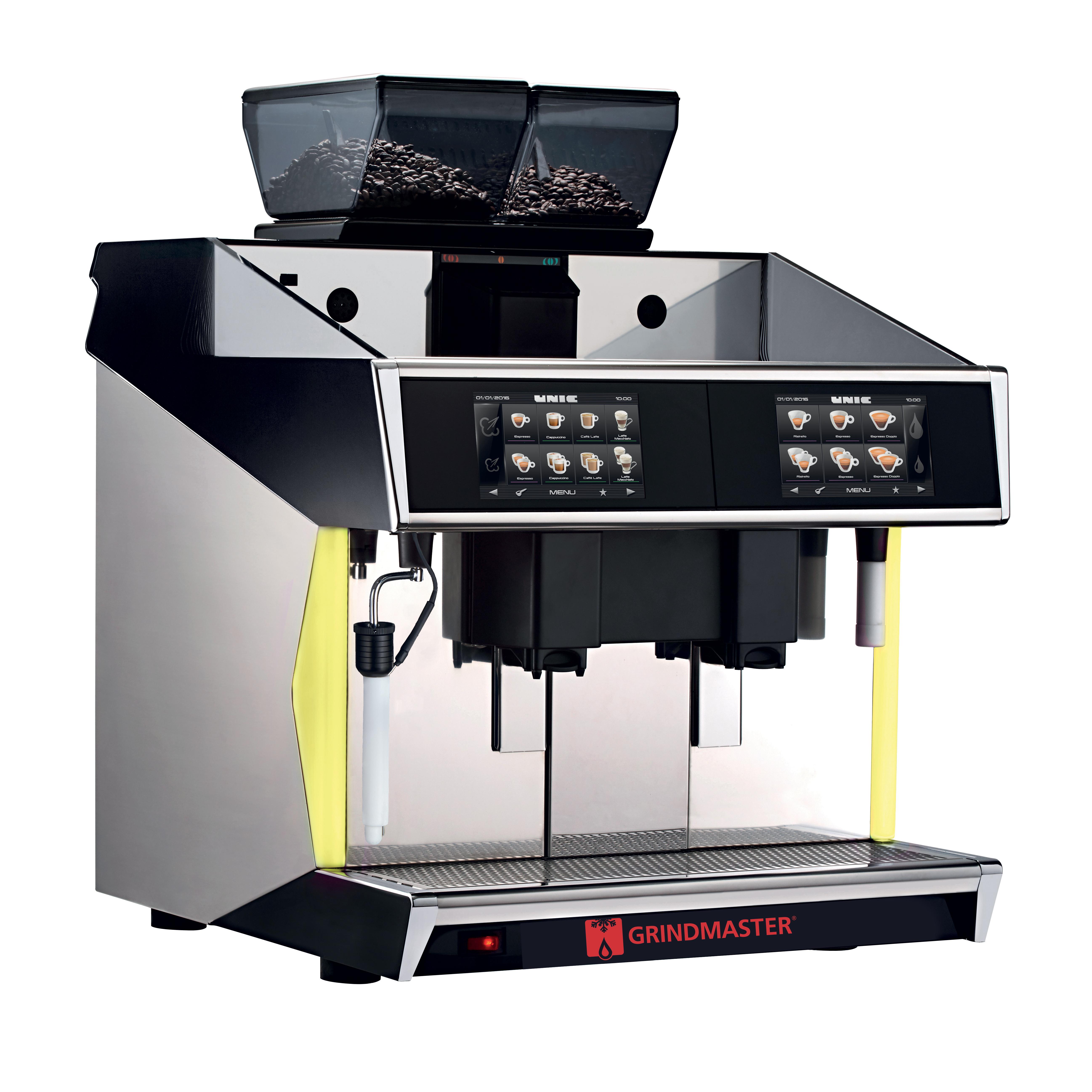 Grindmaster-Cecilware STP DUO MILK espresso cappuccino machine