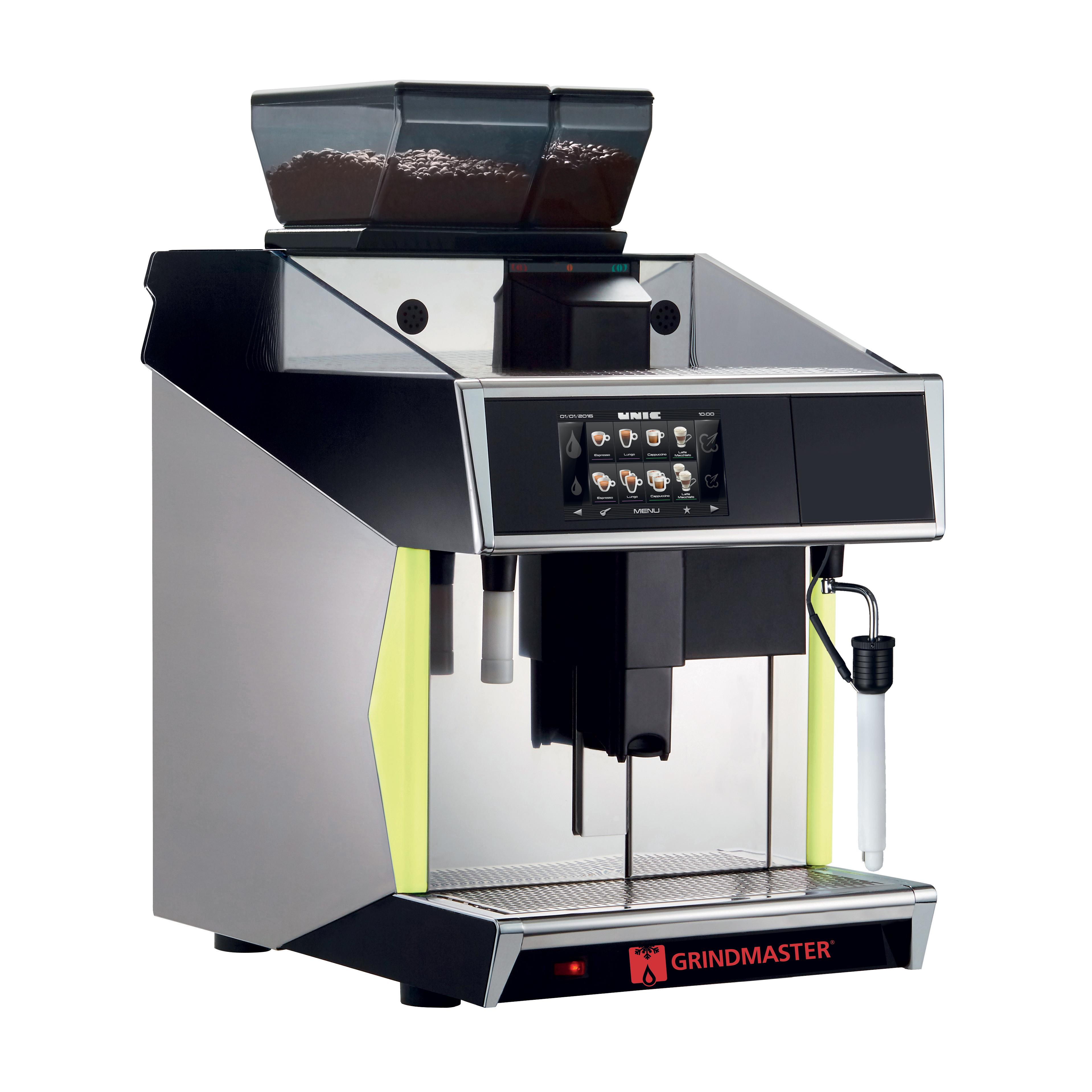 Grindmaster-Cecilware STP SOLO MILK espresso cappuccino machine
