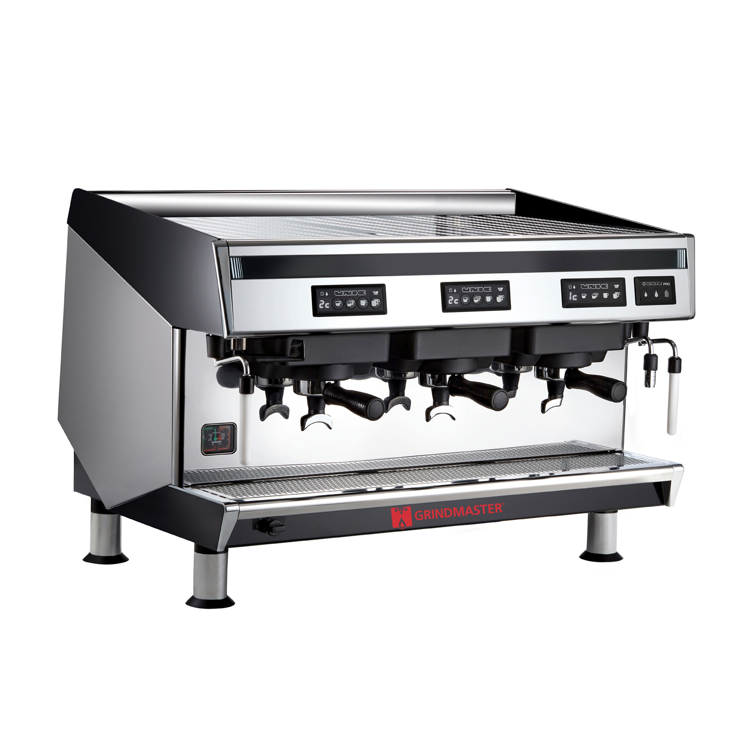Grindmaster-Cecilware TRI MIRA espresso cappuccino machine