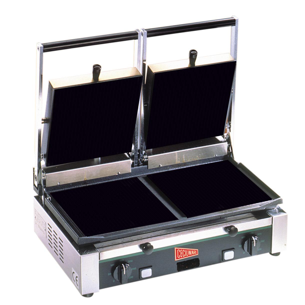 Grindmaster-Cecilware TSG2F sandwich / panini grill
