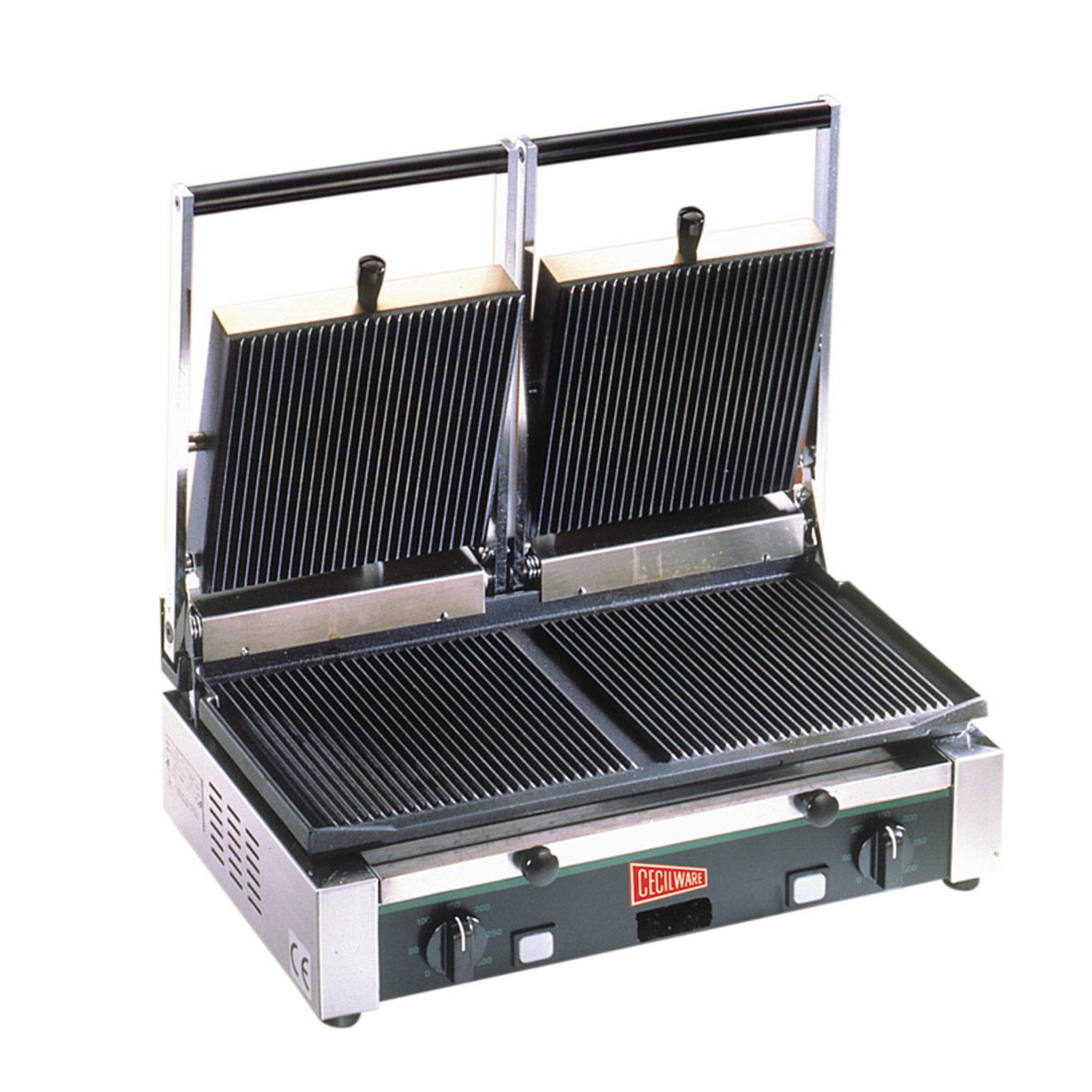Grindmaster-Cecilware TSG2G sandwich / panini grill
