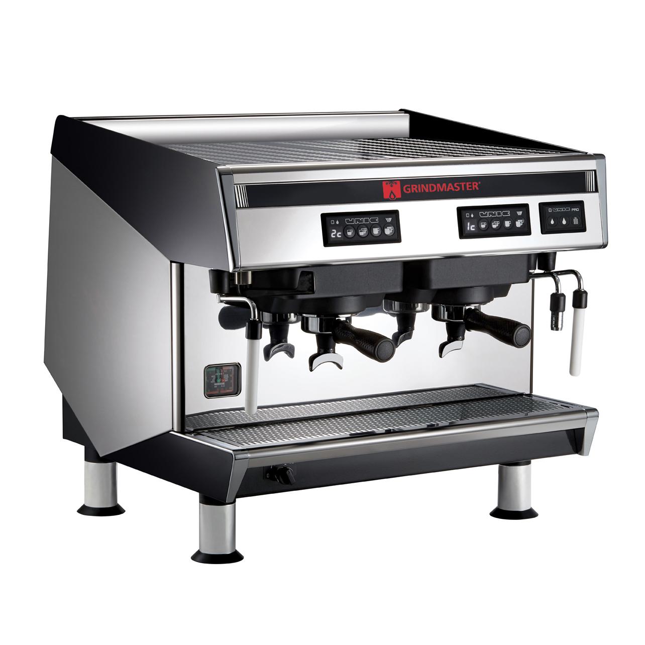 Grindmaster-Cecilware TWIN MIRA espresso cappuccino machine