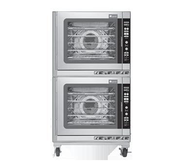 Groen (2)CBE-10GC combi oven, gas