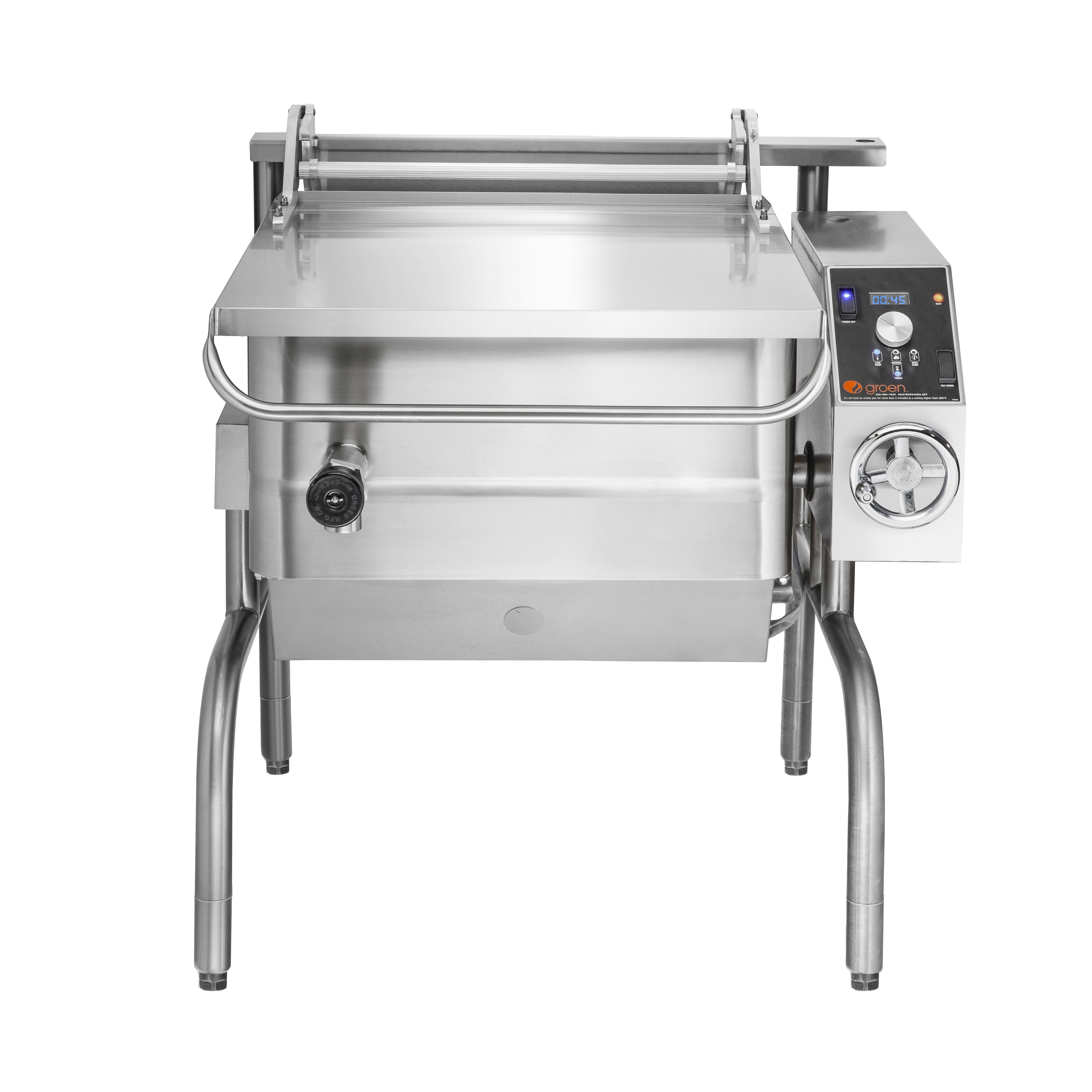 Groen BPM-30EA tilting skillet braising pan, electric