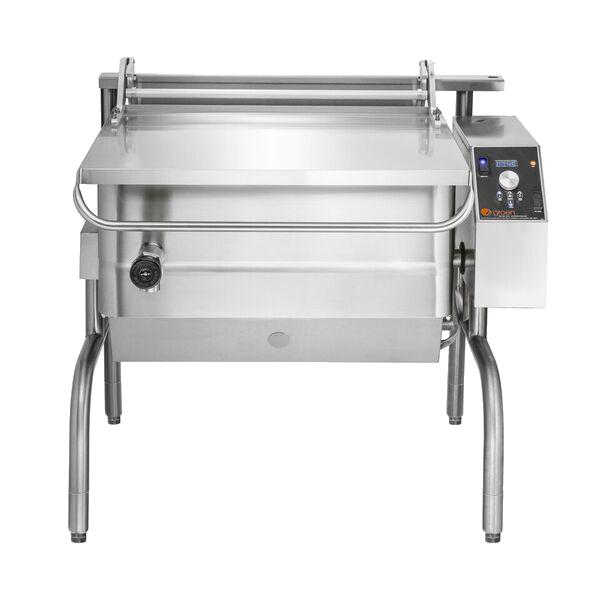 Groen BPP-40GA tilting skillet braising pan, gas