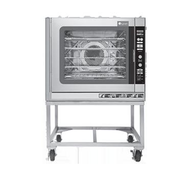 Groen CBE-10G LOW combi oven, gas