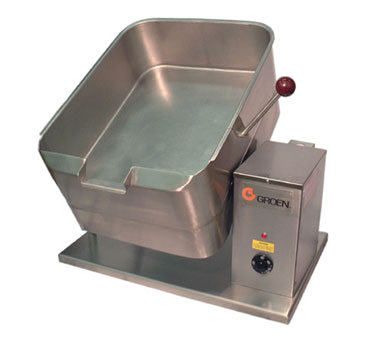 Groen TD/FPC tilting skillet braising pan, countertop, electric