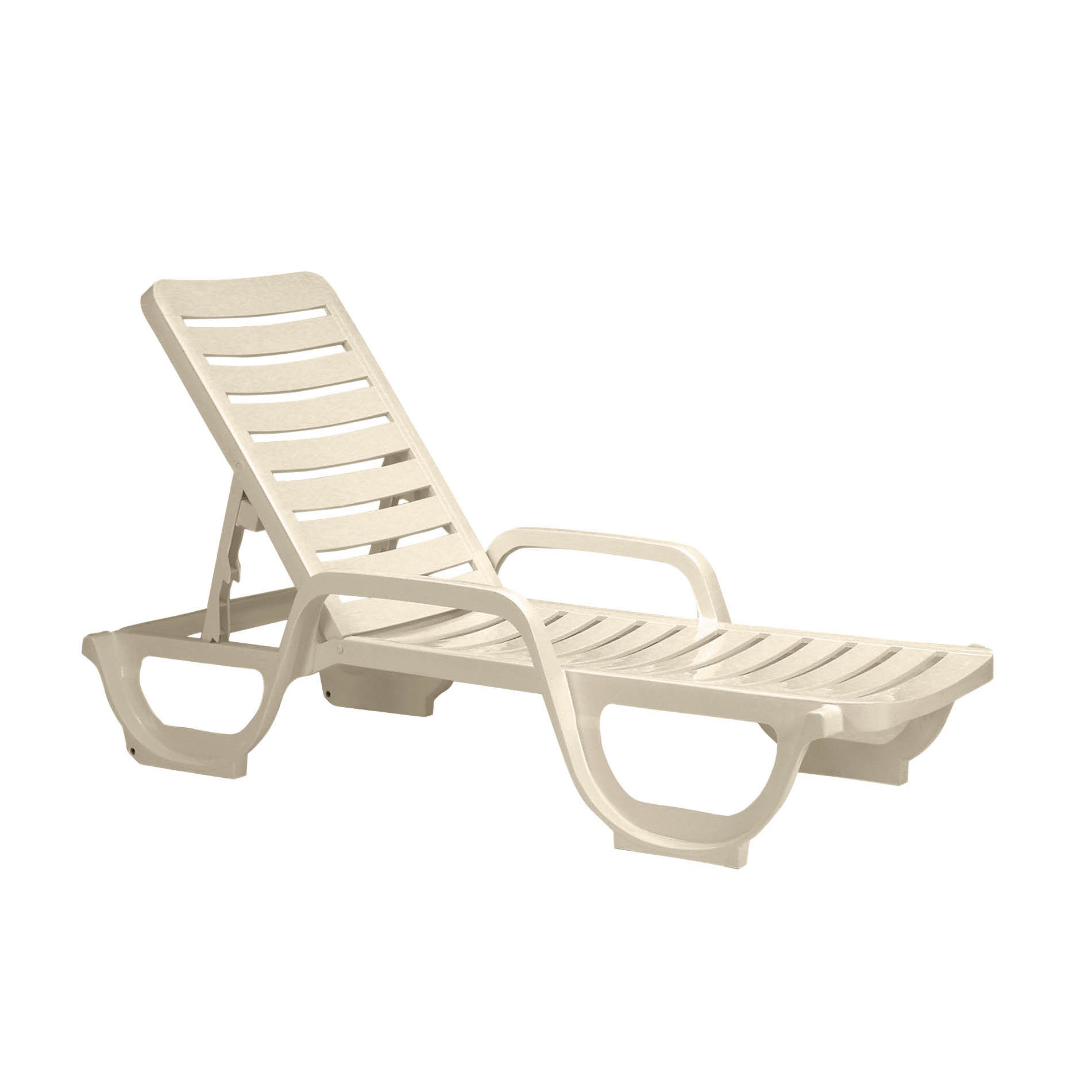 Grosfillex 44031166 chaise, outdoor