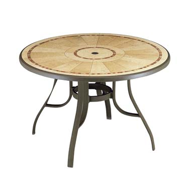 Grosfillex 52236137 table, outdoor