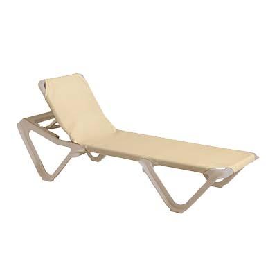 Grosfillex 99155003 chaise, outdoor