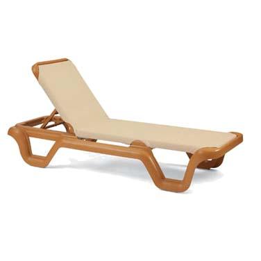 Grosfillex 99414108 chaise, outdoor