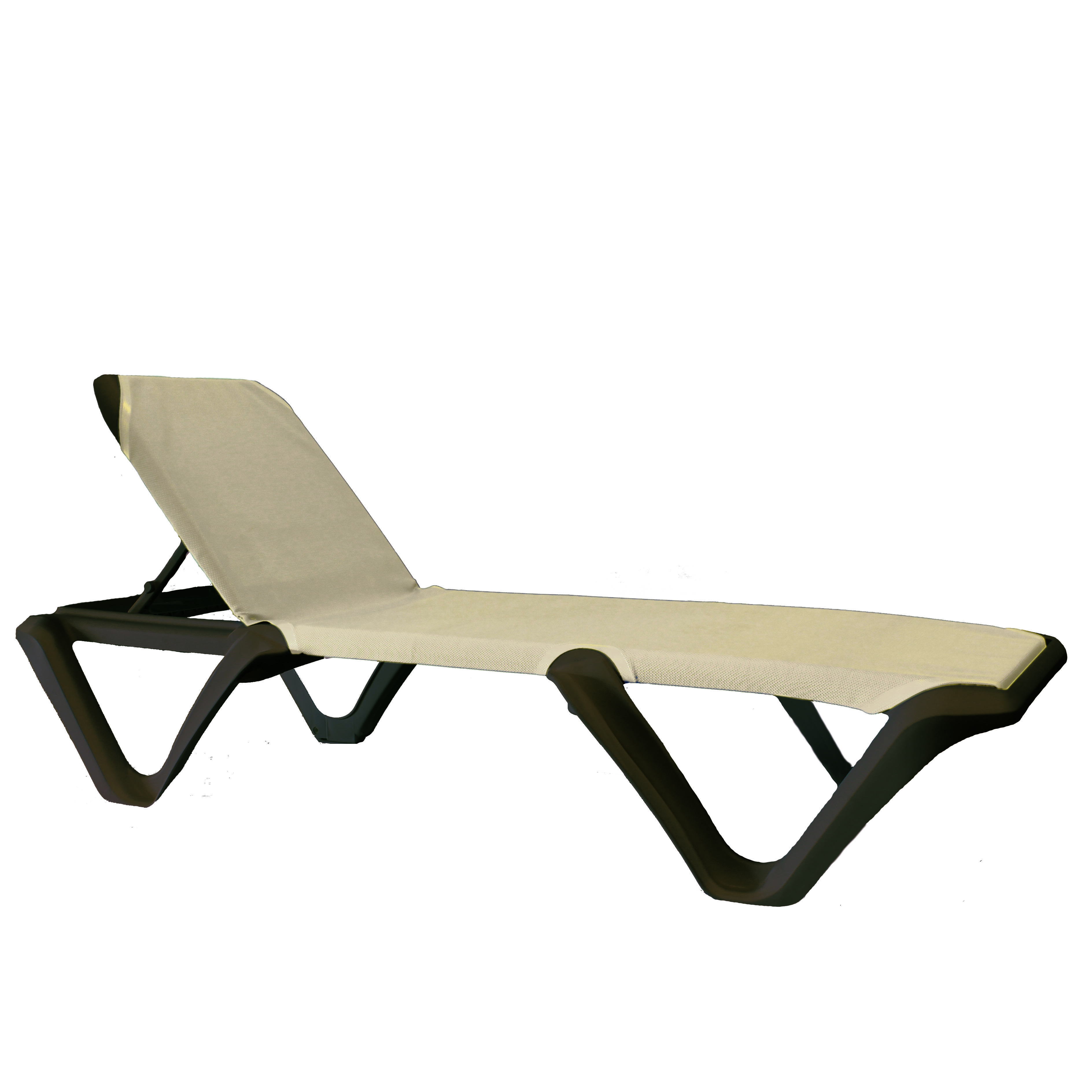Grosfillex 99902137 chaise, outdoor