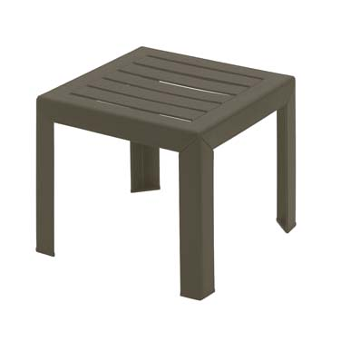 Grosfillex CT052037 table, outdoor