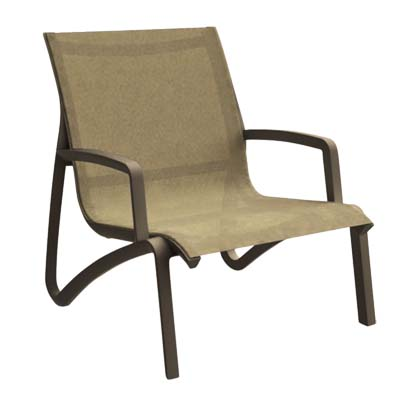 Grosfillex US001599 chair, lounge, outdoor