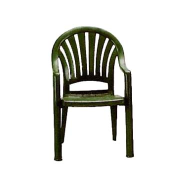 Grosfillex US092078 chair, armchair, stacking, outdoor
