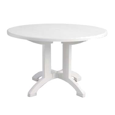 Grosfillex US243104 table, outdoor