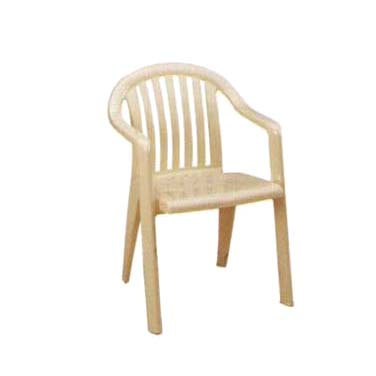 Grosfillex US282366 chair, armchair, stacking, outdoor