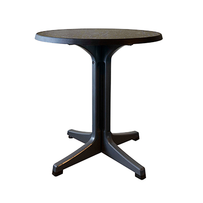 Grosfillex US288744 table, outdoor