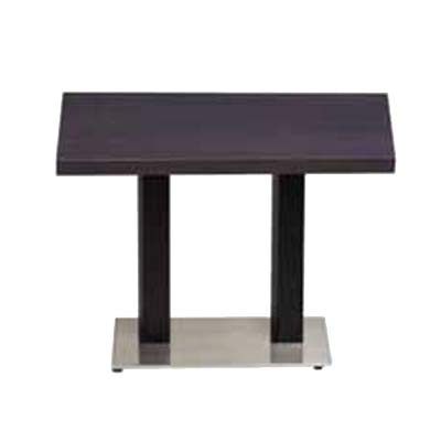 Grosfillex US291209 table base, metal