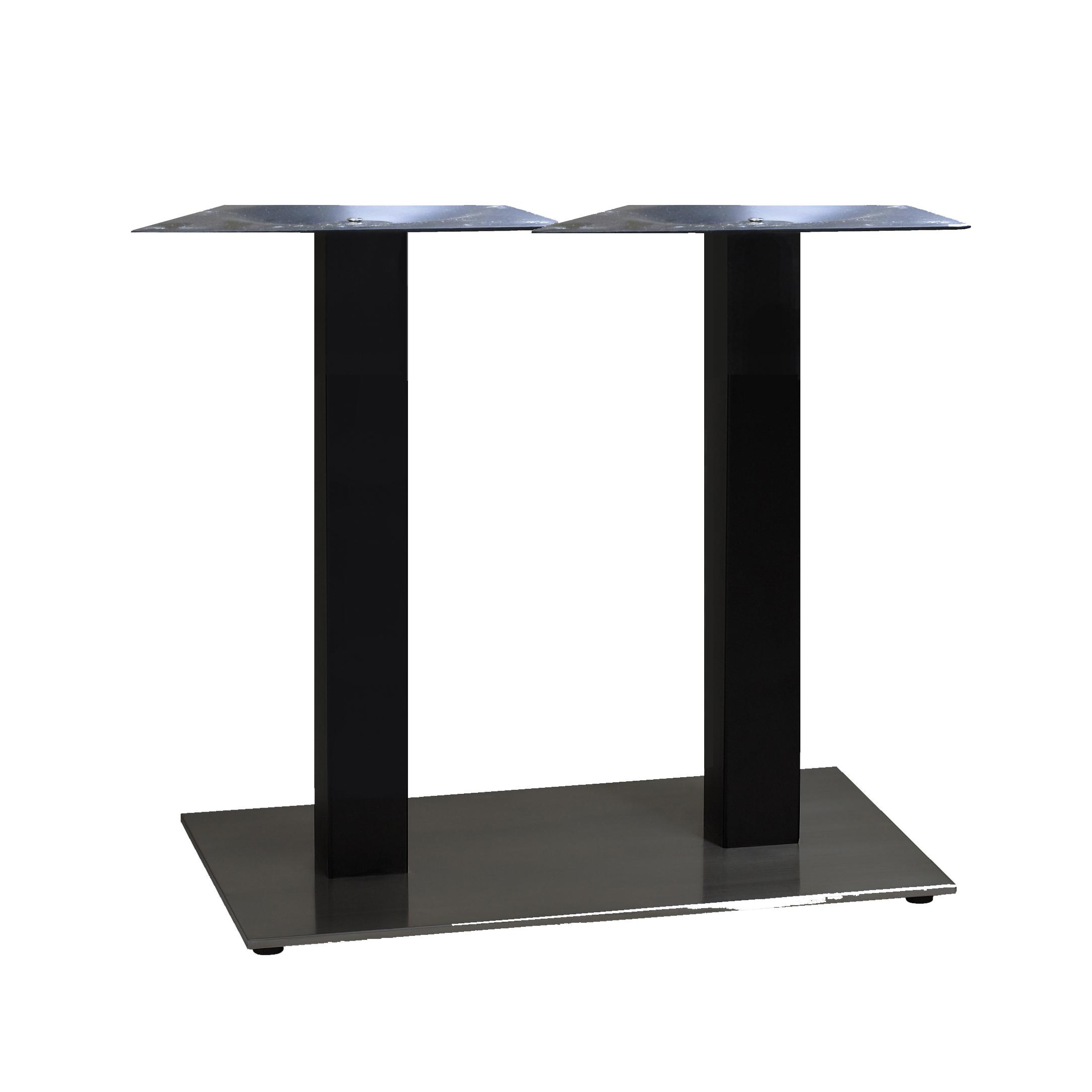 Grosfillex US291217 table base, metal