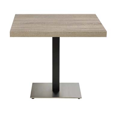 Grosfillex US321209 table base, metal