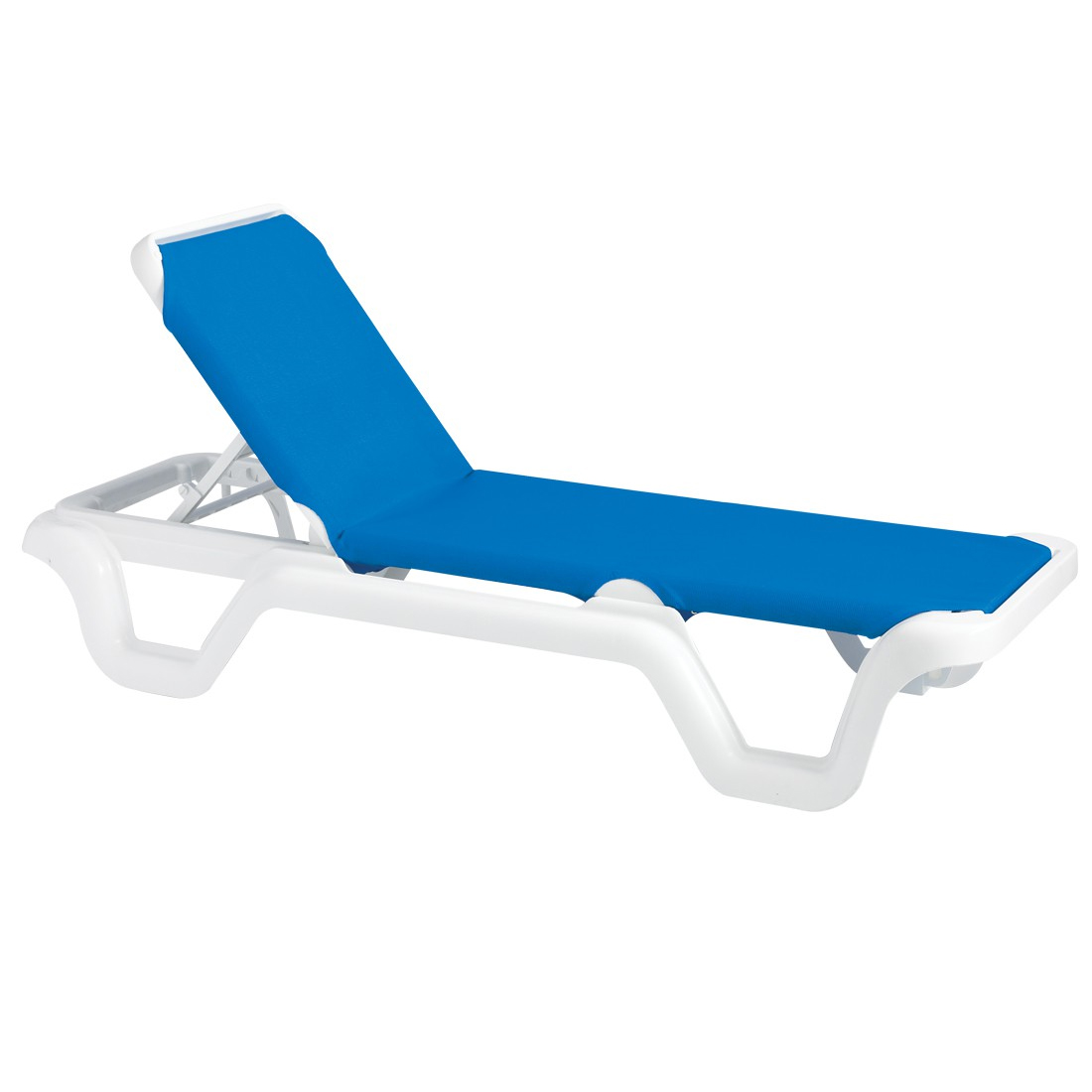 Grosfillex US404006 chaise, outdoor