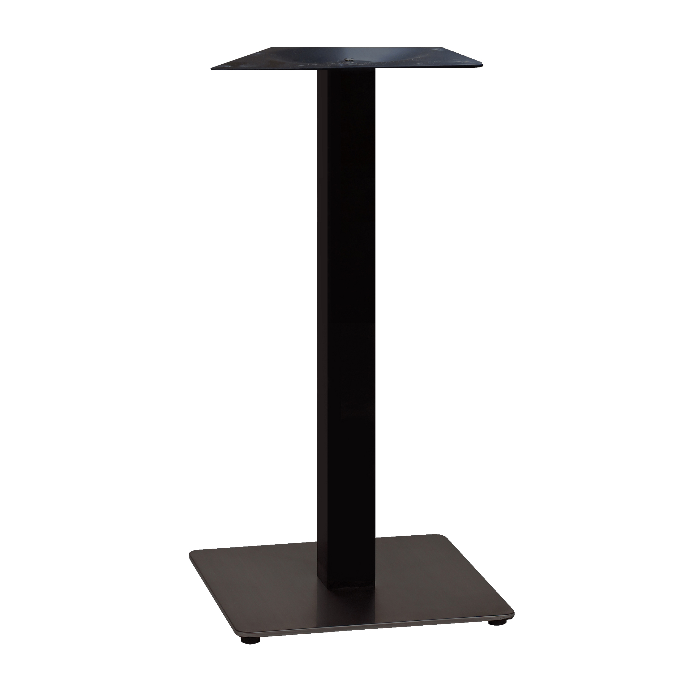 Grosfillex US507017 table base, metal