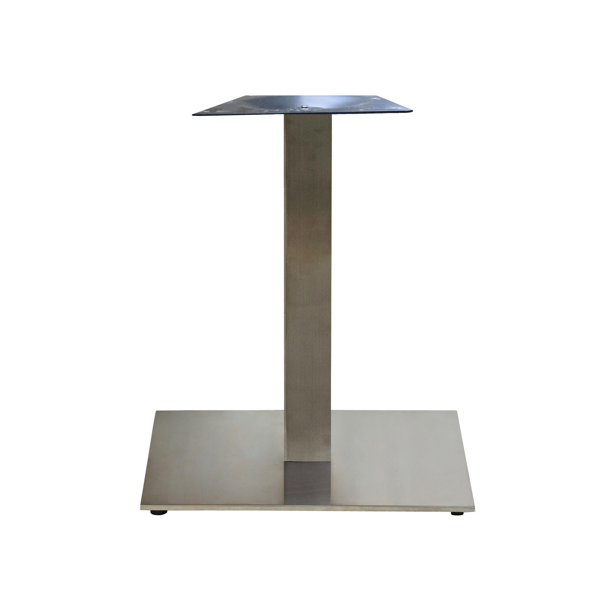 Grosfillex US518009 table base, metal