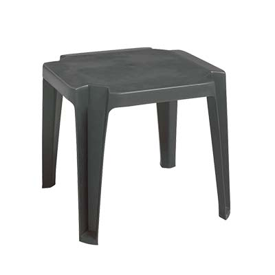 Grosfillex US529602 table, outdoor