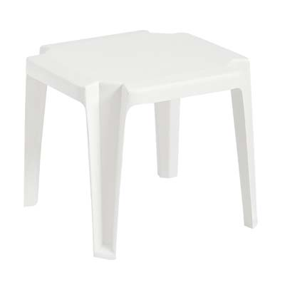Grosfillex US529804 table, outdoor