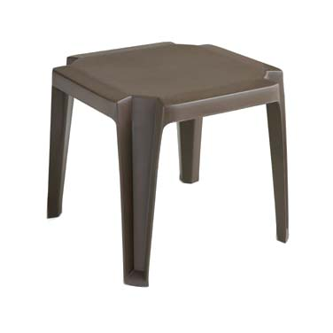 Grosfillex US529837 table, outdoor