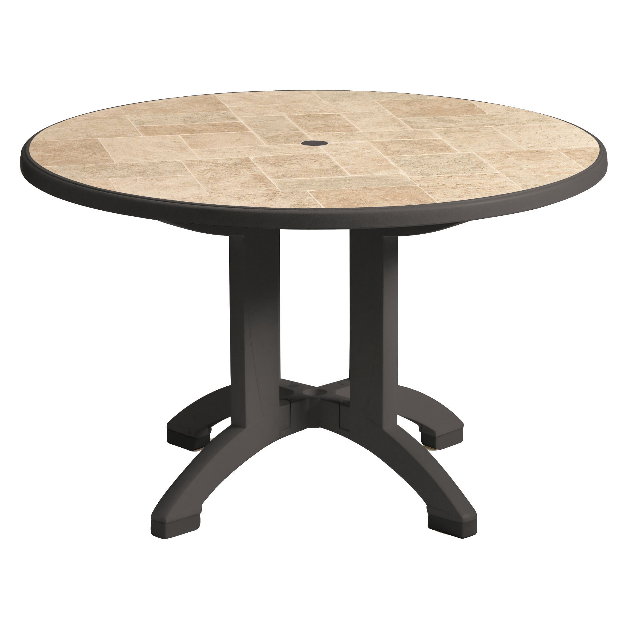 Grosfillex US701102 table, outdoor