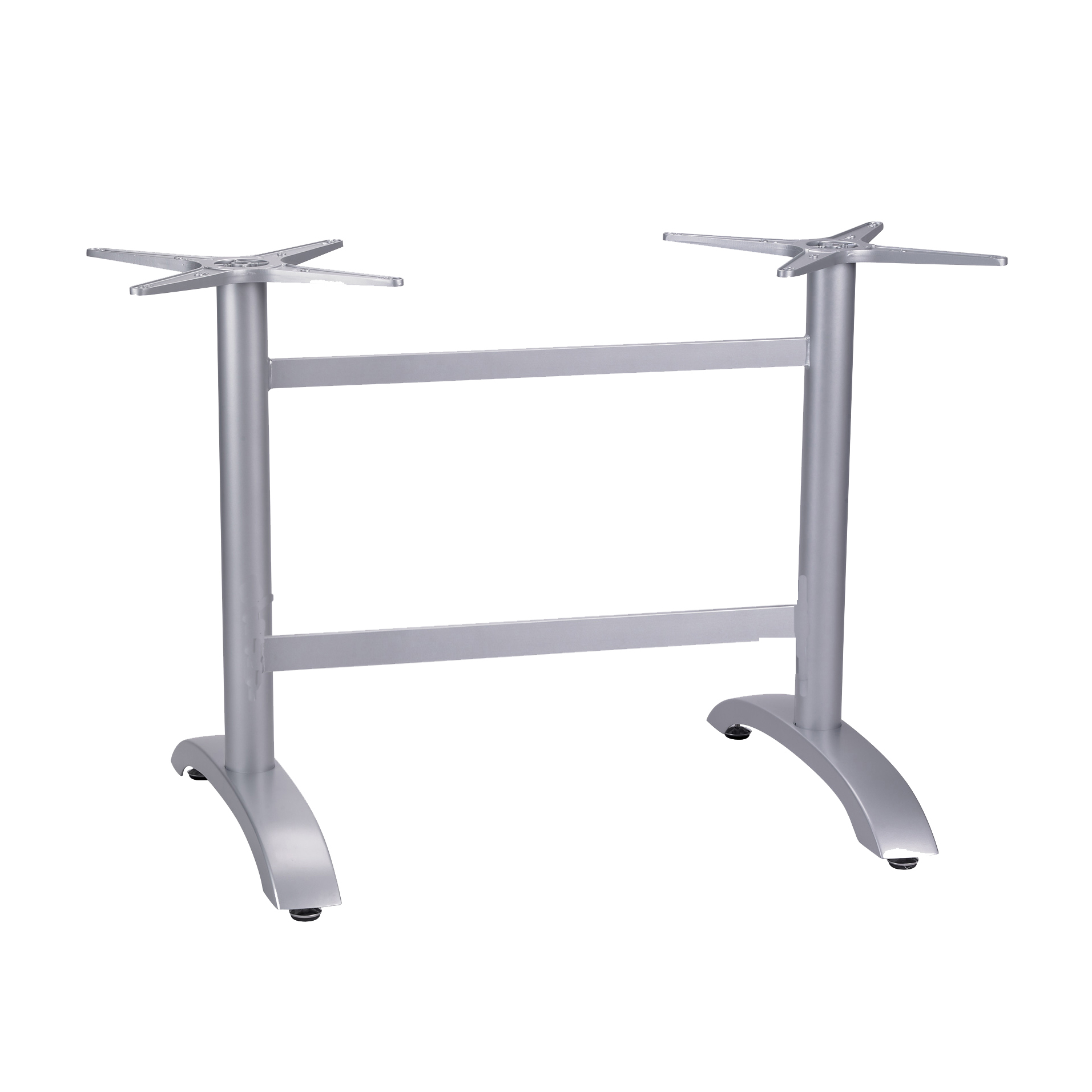 Grosfillex US750009 table base, metal